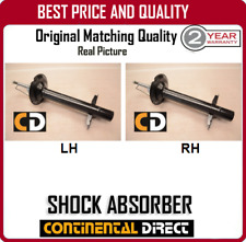 FRONT LEFT AND RIGHT  SHOCK ABSORBER  FOR PEUGEOT BOXER GS3161F OEM QUALITY