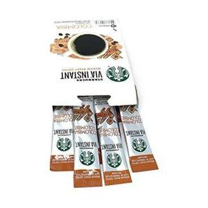 Starbucks VIA Instant Coffee, Colombia 100% Arabica Medium Roast, Fresh Exp Date
