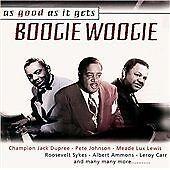 Boogie Woogie, Various Artists, Very Good