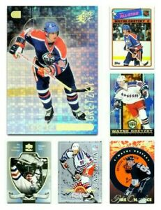 WAYNE GRETZKY Hockey Cards **** PICK YOUR CARD **** From The LIST