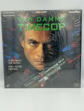 WIDESCREEN EDITION TIMECOP LASERDISC 1995 PAL DOLBY SURROUND