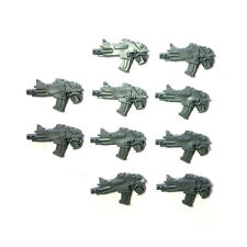 Space Marine Legion MKIII Tactical Squad BOLTGUN x 10 Bolter Horus Heresy 30K