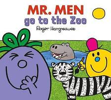 NEW MR MEN at the ZOO (BUY 5 GET 1 FREE) Little Miss