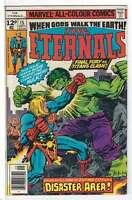 Eternals (Vol 1) #  15 Fine (FN) Price VARIANT RS003 Marvel Comics BRONZE AGE