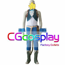 Hot Free Shipping Cosplay Costume Final Fantasy IX 9 Zidane Tribal New in Stock