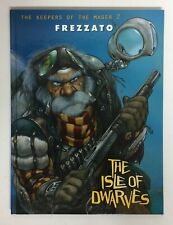 RARE! The Keeper of the Maser 2: THE ISLE OF DWARVES by FREZZATO  HB 1st 1997