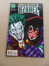 Azrael 28 . Joker App . DC 1997 . FN / VF