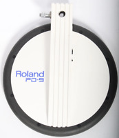 """Roland PD-9 10"""" Dual Trigger Electronic Snare or Tom Drum Pad"""