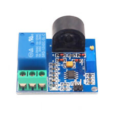 DC 12V Current Detection Sensor Module Protection Relay Module 5A Over-Current