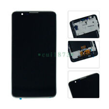USA LCD Touch Screen Digitizer Bezel Frame For LG Stylus 2 G Stylo 2 LS775 k540