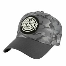 CAMO PATCH BASEBAL CAP