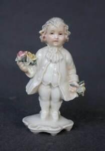 Karl Ens, Porzellan, Rosenkavalier, Art Deco, Figur, Porzellanfigur, 30er Jahre