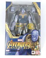 Bandai S.H. Figuarts Infinity War Thanos Avengers Endgame Marvel