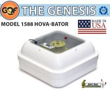 1588 Gqf Genesis 12 Volt Dc Digital Egg Incubator Chicken Duck Quail