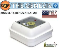 1588 Gqf Preset Digital Egg Incubator for Chicken Duck Quail Turkey Reptile eggs