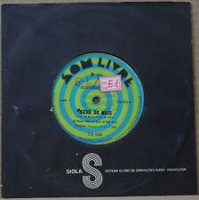"""EUSTAQUIO SENA 1972 """"Bicho Do Mato"""" Psych Latin Prog Folk 7"""" BRAZIL 45 HEAR"""