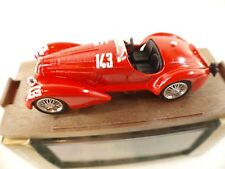 Brumm Mille Miglia R141  Alfa Romeo SC 2900B 1938 neuf en boîte / boxed