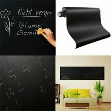 New Blackboard Wall Sticker Removable Draw Decor Mural Art Chalkboard