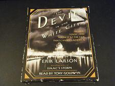 The Devil in the White City by Erik Larson (2005, CD, Abridged)