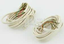 70-455 4Px4C 7 ft Modular Line Cord Rj-11