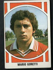 Figurina Calcio Lampo Flash 1980 (1979-80) N.233! Goretti! Perugia! Nuova!!
