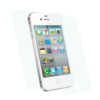 3x Matt Schutzfolie iPhone 4 4S Anti Reflex Entspiegelt Display Screen Protector