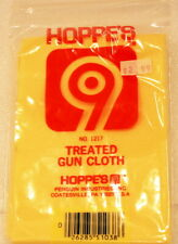 Hoppes 1217 Wax Treated Gun Cloth - Firearm Accessories Cleaning Products H