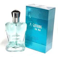 M.GUITIERRE FOR MEN Eau De Toilette For Man, 100ml/3.4 OZ
