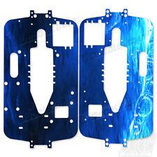 Traxxas T-Maxx New Era Big Block Chassis Plate Protector Kit - Sea Mist