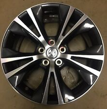 One New Takeoff Wheel 18x7-1/2 Alloy 10 Raised Spoke Fits 14-17HIGHLANDER 75162A