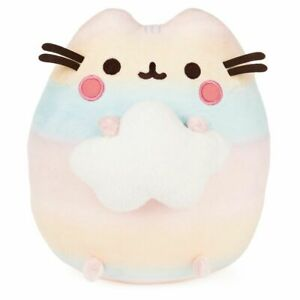 Pusheen the Cat Rainbow Ombre 24cm Plush by Gund