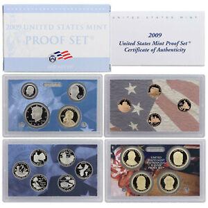 2009 U.S PROOF SET ( 18 COIN SET)