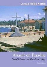 Assault on Paradise by Kottak, Conrad Phillip