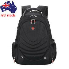 Men 16'' Large Backpack Computer Laptop School Rucksack Travel Backpack Handbag