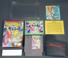 BATTLETOADS & DOUBLE DRAGON COMPLETE 1993 NES Nintendo PINS CLEAN TESTED