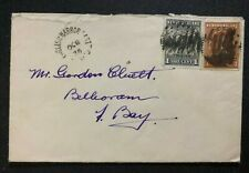 Newfoundland Cover with English Harbor East Cancel Used