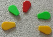 Nadeleinfädler Einfädelhilfe 5 Stück (Farbe zufällig )