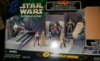Star Wars Figure Lot - A New Hope - ROTJ - 1977 to 2004 - Kenner - Hasbro