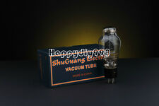 NEW 2 pcs= 1 Matched pair Shuguang WE300B Replica Western Electric Vacuum Tubes
