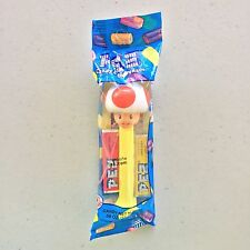 PEZ - Kinopio from Nintendo - MIB - Mint in Bag