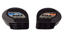 PIAA Motorsport Twin Horn Kit - Slim Two Tone Sports Electric Slender Horns H012