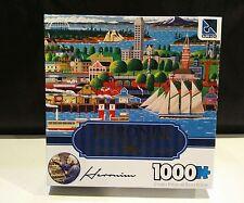 SEATTLE~by Heronim~1000 piece jigsaw puzzle NIB