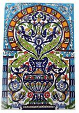 Taille Fliessenbild 90cm peints à la main Carrelage mosaïque Cuisine Vestibule