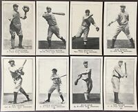 1917 Collins-McCarthy New York Yankees (Americans) E-135 Reprint Complete Set 12