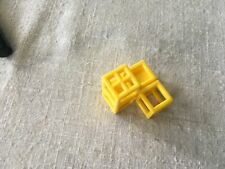 Tipover Crate Game yellow crates (2 crates)