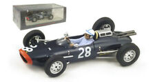 Spark S1814 Lola Mk4 #28 4th Monaco GP 1962 - John Surtees 1/43 Scale