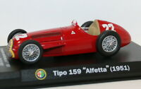 Altaya 1/43 Scale - Alfa Romeo Tipo 159 Alfetta 1951 #22