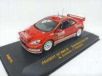 IXO 1:43 - RAM170 Peugeot 307 WRC #7 Rally Monte Carlo 2005 Gronholm Rautiainen