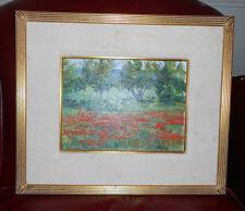 Patrick Korch Plein Air Oil Painting