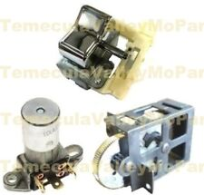 3-pc Headlight and Dimmer Switch Set for 1968-1969 Charger & 1970 SuperBird